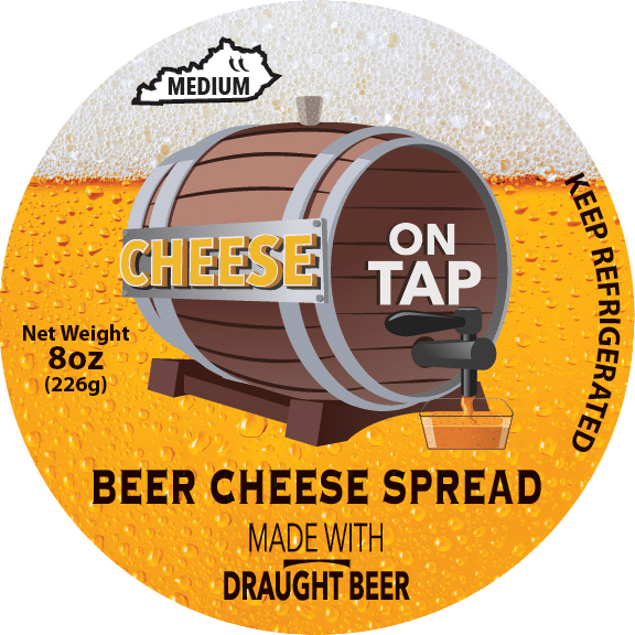 Hunt's Cheese - Medium Beer Cheese